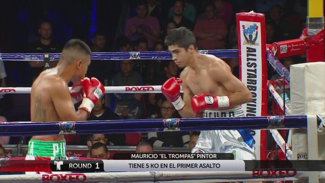 Pintor vs Moreno