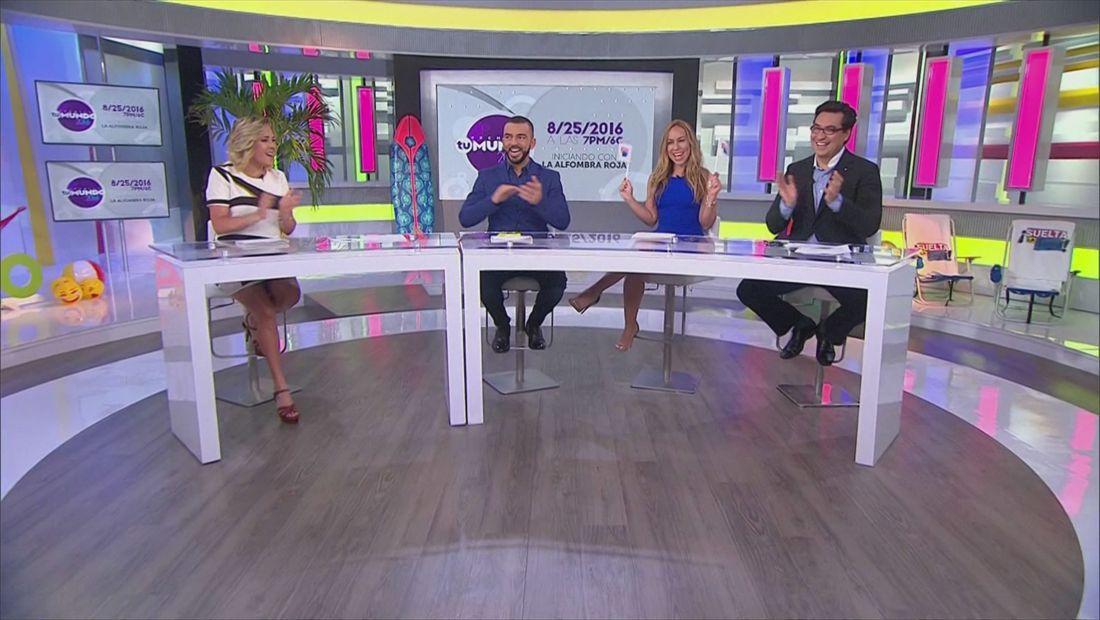 Telemundo - Watch Full Episodes   Telemundo   Suelta la Sopa 07-21