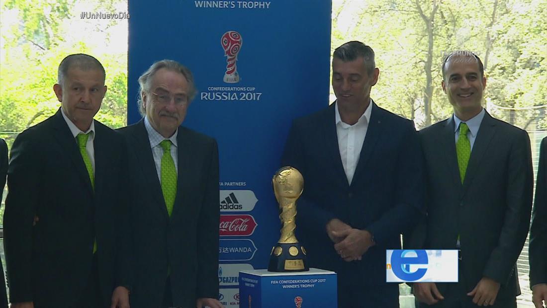 La Copa visita México