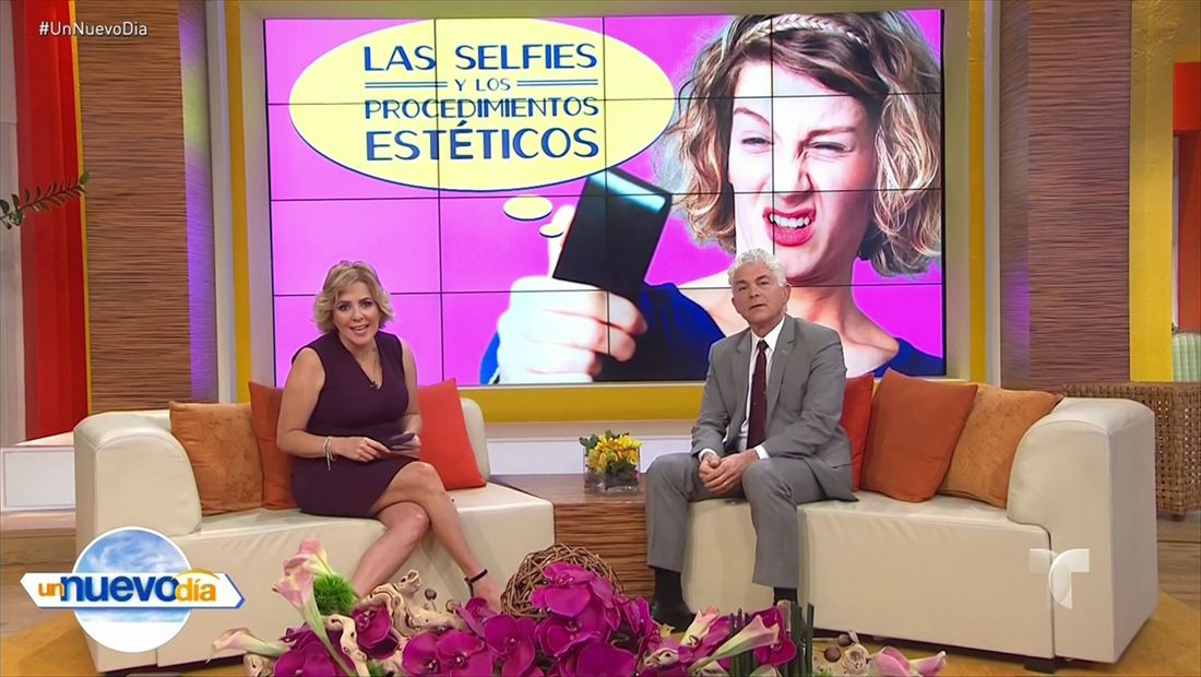 Selfies y cirugías