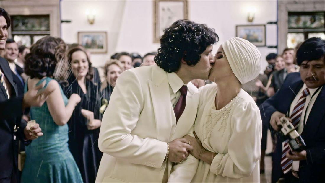 José y Anel, marido y mujer