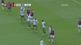 BURNLEY vs MAN UNI