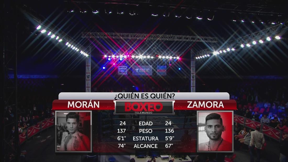 Morán vs Zamora