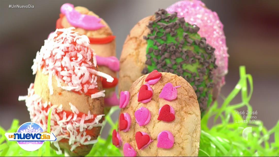 Paletas de galletas